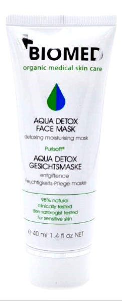 Biomed Aqua Detox Maske I Aqua Detox Mask I 1 x 40 ml online kaufen bei mycleverdeals.de