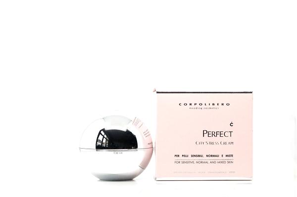 Corpolibero Perfect City Stress Cream - eine beruhigende Anti-Aging Pflege für normale und Mischhaut!