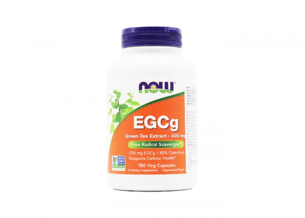 Now Foods EGCg Grüntee Extrakt 400mg I 180 Kapseln I Vegan online kaufen bei mycleverdeals.de