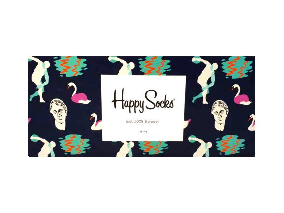 """Happy Socks Geschenkbox """"Day in the Park"""" Socken für Damen und Herren online kaufen bei mycleverdeals.de"""