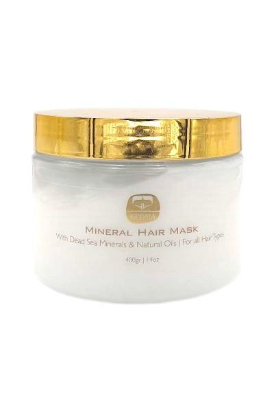 Kedma Mineral Hair Mask Haarmaske Dead Sea Minerals, 1 x 400g