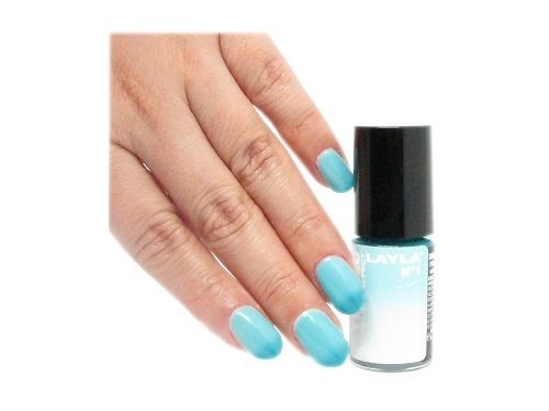LAYLA Cosmetics Nagellack Thermo Effekt 01 Dark To Light Bluelack 1 x 5 ml