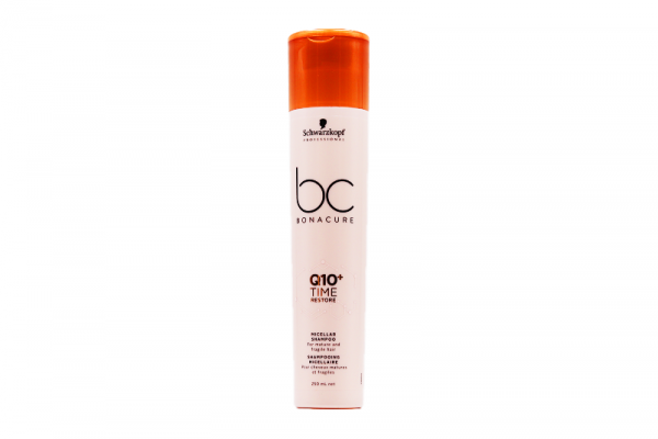 Schwarzkopf Professional Bonacure Q10+ Time Restore Shampoo, 250 ml online kaufen bei mycleverdeals.de