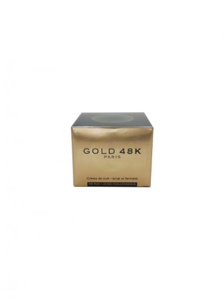 GOLD 48K Tagescreme mit Hyaluronsäure 1 x 50 ml online kaufen bei mycleverdeals.de