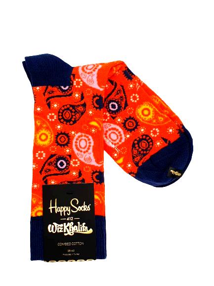 "Happy Socks Wiz Khalifa ""House in The Hill"" Socken mehrfarbig Größe 36-40 unisex online kaufen bei mycleverdeals.de"