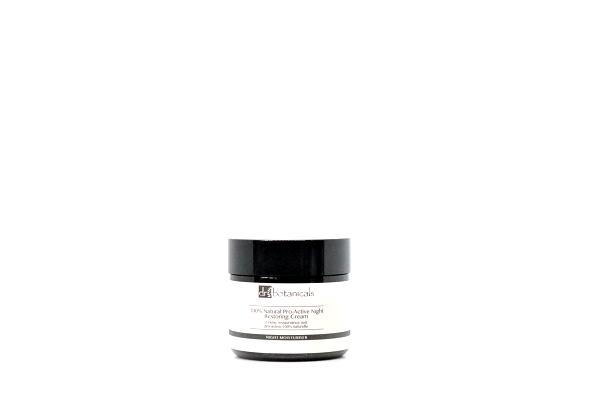 Dr Botanicals Feuchtigkeitscreme 100% Natural Pro-Active Night Restoring Cream 50 ml