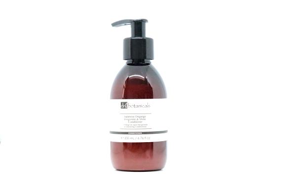 Dr Botanicals Spülung Japanese Orange Invigorate & Shine Conditioner 200 ml
