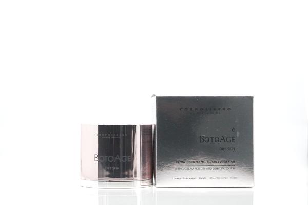 Corpolibero BotoAge Lifting Cream mit Anti-Falten Effekt für reife und trockene Haut!