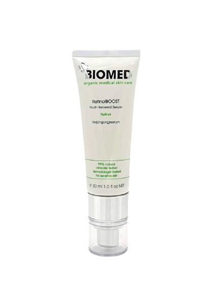 Biomed Retinol Boost Verjüngungsserum, Anti-Falten Wirkung, 1 x 30 ml online kaufen bei mycleverdeals.de