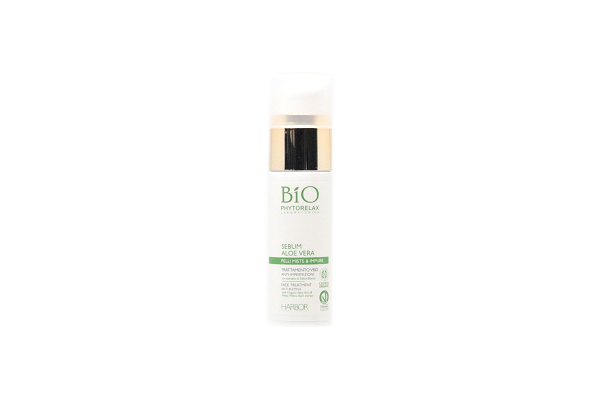 BIO PHYTORELAX Sebum Aloe Vera Face Serum, 30 ml
