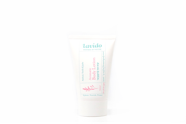Lavido Aromatic Body Lotion Patchouli, 120 ml