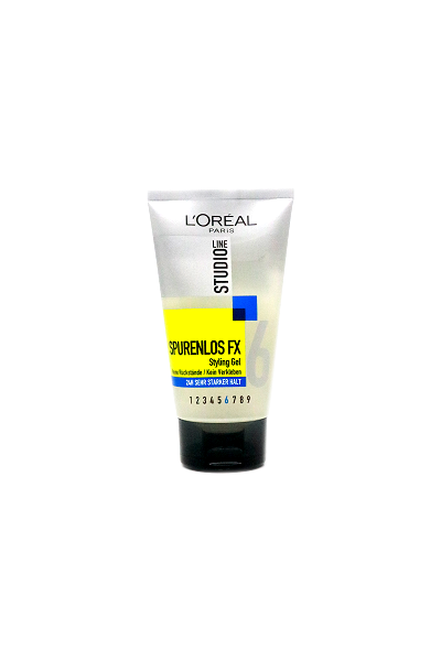 L'Oréal Studio Line Styling Gel Spurenlos FX, 1 x 150 ml