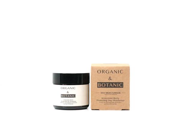 Organic & Botanic Feuchtigkeitscreme Amazonian Berry Protecting Day Moisturiser 50 ml