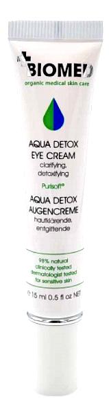 Biomed Aqua Detox Augencreme 15 ml online kaufen bei mycleverdeals.de
