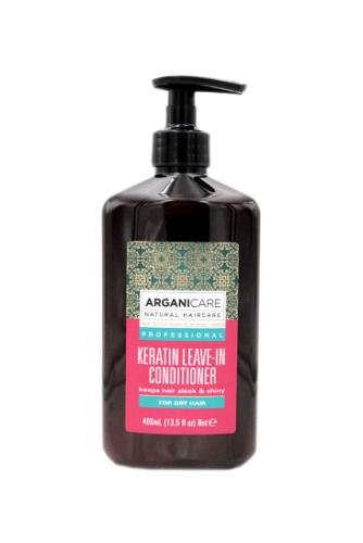 Arganicare Keratin Leave-In-Conditioner für trockenes & beschädigtes Haar 400 ml online kaufen bei mycleverdeals.de