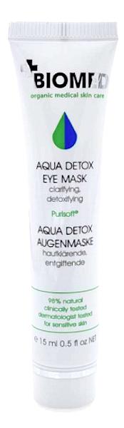 Biomed Aqua Detox Augenmaske 15 ml online kaufen bei mycleverdeals.de