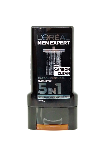 L'Oréal Men Expert Duschgel Carbon Protect, 1 x 300 ml