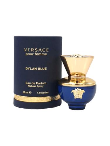 Damenduft Versace Dylan Blue Eau de Parfum 1 x 30 ml online kaufen bei mycleverdeals.de