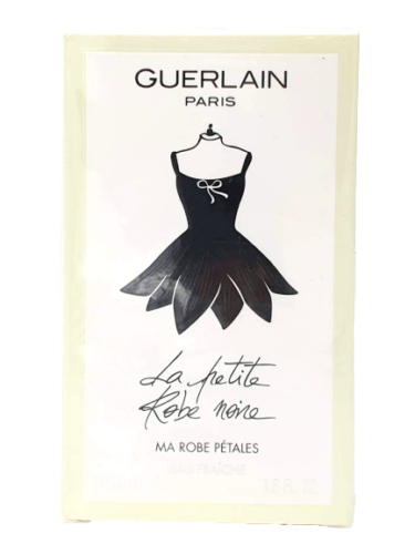 Damenduft Guerlain La Petite Robe Noire Ma Robe Petales Eau Fraiche online kaufen bei mycleverdeals.de