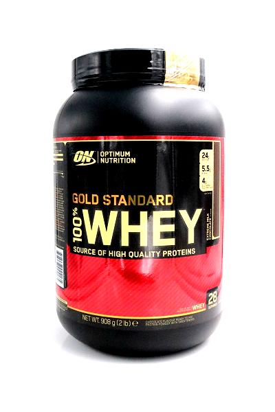 Optimum Nutrition Gold Standard 100% Whey Protein Extreme Milk Chocolate, 1 x 908g