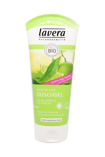Lavera Frische-Kick Duschgel, 1 x 200 ml