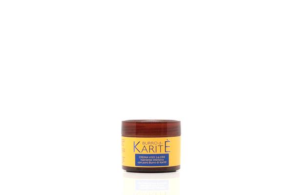 Phytorelax Burro di Karité 24-Stunden Gesichtscreme, 50 ml