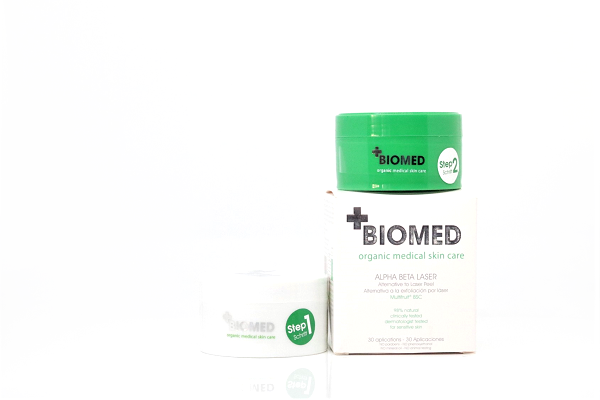 Biomed Alpha Beta Laser, die Alternative zum Laser Peeling, 30 Anwendungen