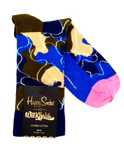 "Happy Socks Wiz Khalifa ""Raw"" Socken mehrfarbig Größe 36-40 unisex online kaufen bei mycleverdeals.de"
