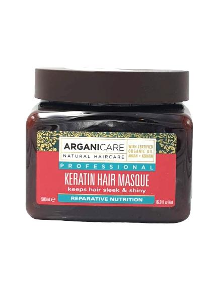 Arganicare Keratin Haarmaske Hair Masque mit Arganöl & Vitaminen, 500 ml online kaufen bei mycleverdeals.de