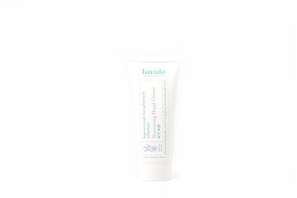 Lavido Nurturing Hand Cream für alle Hauttypen, 70 ml