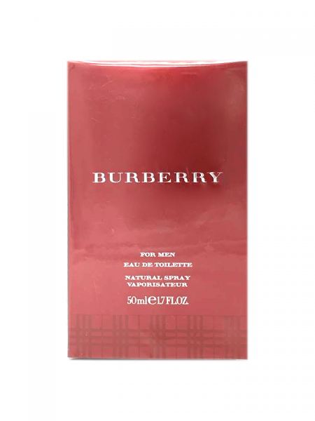 Herrenduft Burberry for Men Eau De Toilette 1 x 50 ml online bestellen bei mycleverdeals.de