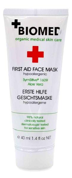 Biomed Erste Hilfe Gesichtsmaske I First Aid Face Mask I 1 x 40 ml online kaufen bei mycleverdeals.de