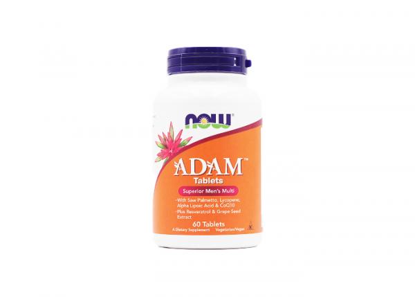 Now Foods ADAM Multivitamin Tabletten für Männer, 1 x 60 Tabletten online kaufen bei mycleverdeals.de