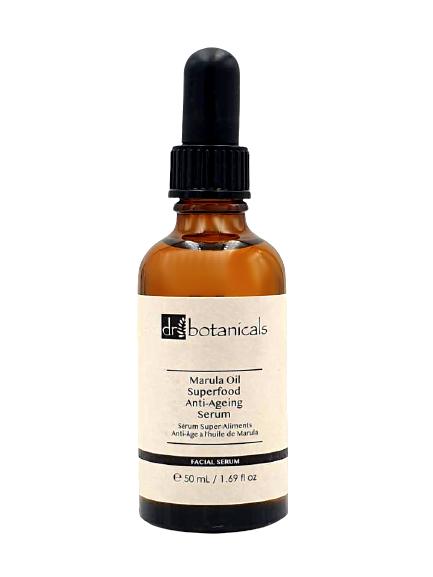Dr. Botanicals Marula Oil Superfood Anti-Ageing Facial Serum, vegan, 1 x 50 ml online kaufen bei mycleverdeals.de