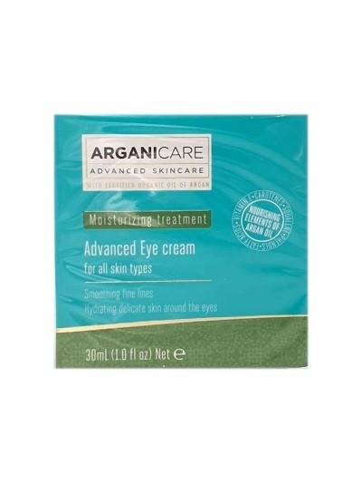Arganicare Eye cream Augencreme, alle Hauttypen, Arganöl & Hylauronsäure, 1 x 30 ml bei mycleverdeals.de kaufen