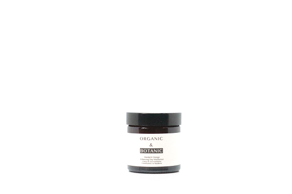 Organic & Botanic Mandarin Orange feuchtigkeitsspendende Tagesscreme, 50 ml